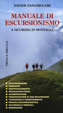 Antondemarirreguera.es Manuale di escursionismo e sicurezza in montagna. Ediz. a colori Image