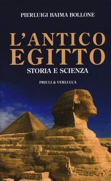 Radiospeed.it L' antico Egitto. Storia e scienza Image