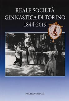 Cocktaillab.it Reale società ginnastica di Torino 1844-2019. 175 anni di storia Image