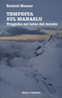 Antondemarirreguera.es Tempesta sul Manaslu. Tragedia sul tetto del mondo Image