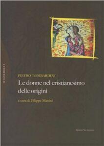 Donne nel cristianesimo delle origini