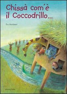 Chissà comè il coccodrillo?.pdf