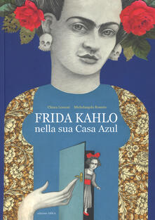 Warholgenova.it Frida Kahlo nella sua casa azul. Ediz. a colori Image