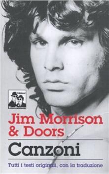 Radiospeed.it Jim Morrison & Doors. Canzoni Image