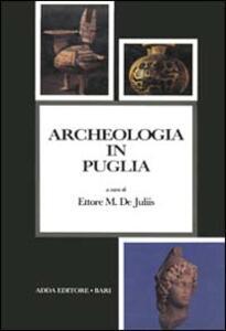 Archeologia in Puglia