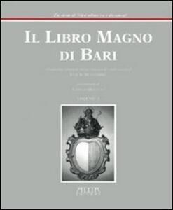 Il libro magno di Bari