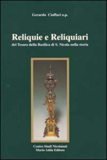 Listadelpopolo.it Reliquie e reliquiari del tesoro della Basilica di S. Nicola nella storia. Catalogo della mostra (Bari, 10 marzo-25 aprile 1999) Image