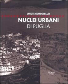 Nuclei urbani di Puglia. Analisi e rappresentazione degli articolati insediativi. Ediz. illustrata.pdf
