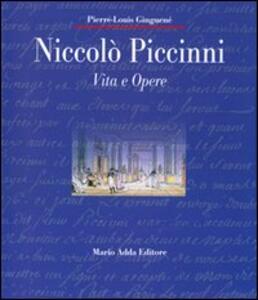 Niccolò Piccinni. Vita e opere