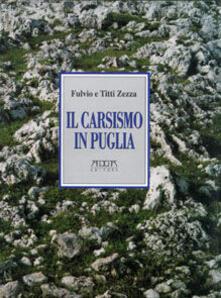 Tegliowinterrun.it Il carsismo in Puglia Image