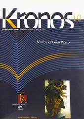 Kronos. Vol. 10