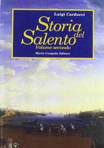 Storia del Salento. Vol. 2
