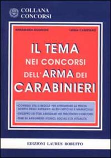 Antondemarirreguera.es Il tema nei concorsi dell'arma dei carabinieri Image