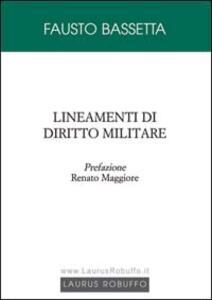 Lineamenti di diritto militare