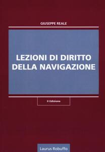 Lezioni di diritto della navigazione