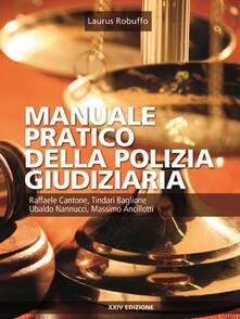 Equilibrifestival.it Manuale pratico della polizia giudiziaria Image