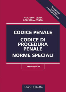 Codice penale, codice di procedura penale, norme speciali.pdf