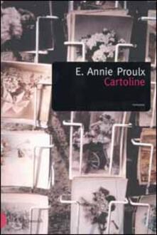 Cartoline - E. Annie Proulx - copertina