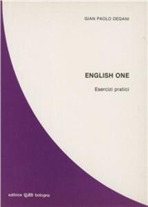 English one. Esercizi pratici