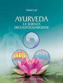 Winniearcher.com Ayurveda. La scienza dell'autoguarigione Image