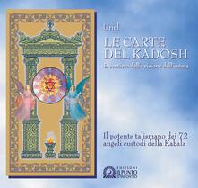 Antondemarirreguera.es Le carte del kadosh. Il sentiero della visione dell'anima. Con carte Image