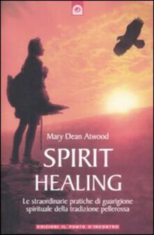 Amatigota.it Spirit healing. Le straordinarie pratiche di guarigione spirituale della tradizione pellerossa Image