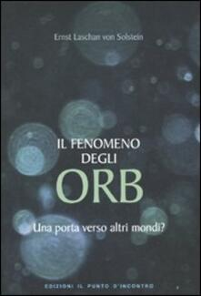 Voluntariadobaleares2014.es Il fenomeno degli ORB. Una porta verso altri mondi? Image