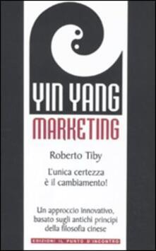 Warholgenova.it Yin Yang marketing. L'unica certezza è il cambiamento! Image