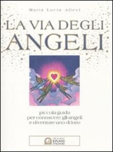 Winniearcher.com La via degli angeli. Piccola guida per conoscere gli angeli e diventare uno di loro Image