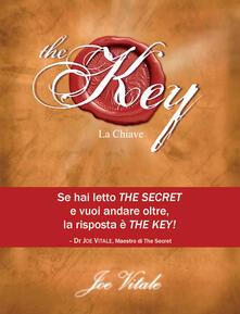 The key. La chiave - Joe Vitale - copertina