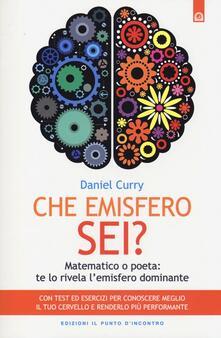 Che emisfero sei? Matematico o poeta: te lo rivela lemisfero dominante.pdf