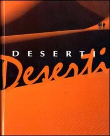 Antondemarirreguera.es Deserti. Ediz. illustrata Image