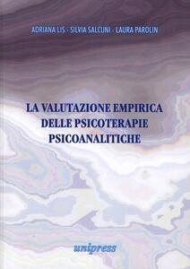 La valutazione empirica delle psicoterapie psicoanalitiche