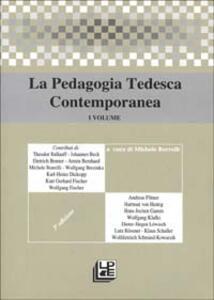 La pedagogia tedesca contemporanea. Vol. 2