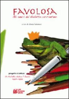 Premioquesti.it Favolosa. Gli amici del folletto raccontano. Progetto lettura 2008-2009 Image