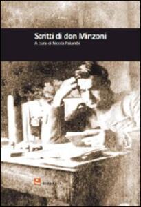 Scritti di Don Minzoni