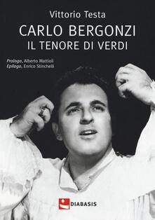 Equilibrifestival.it Carlo Bergonzi. Il tenore di Verdi Image