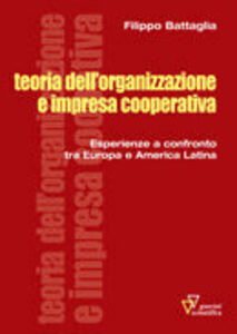 Teoria dell'organizzazione e impresa cooperativa. Esperienze a confronto tra Europa e America Latina