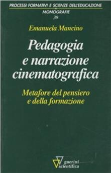 Warholgenova.it Pedagogia e narrazione cinematografica. Metafore del pensiero e della formazione Image