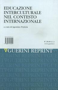 Educazione interculturale nel contesto internazionale