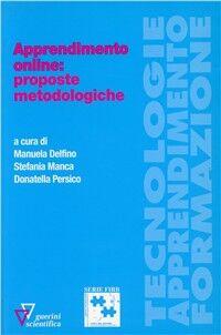 Apprendimento online: proposte metodologiche