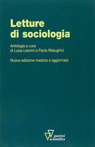 Letture di sociologia