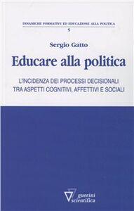 Educare alla politica