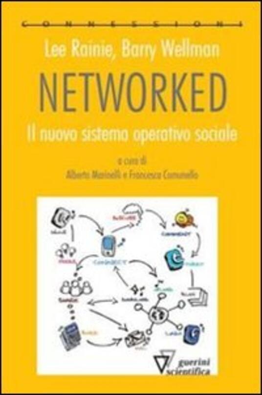 Networked. Il nuovo sistema operativo sociale - Lee Rainie,Barry Wellman - copertina
