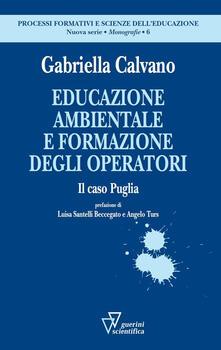 Lascalashepard.it Educazione ambientale e formazione degli operatori. Il caso Puglia Image