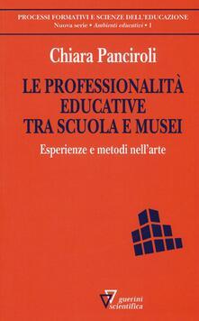 Criticalwinenotav.it Le professionalità educative tra scuola e musei. Esperienze e metodi nell'arte Image