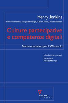 Promoartpalermo.it Culture partecipative e competenze digitali. Media education per il XXI secolo Image