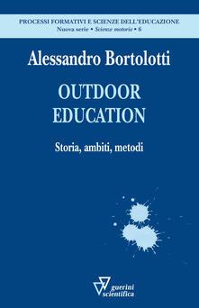 Grandtoureventi.it Outdoor education. Storia, ambiti, metodi Image