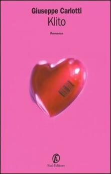 Klito - Giuseppe Carlotti - copertina