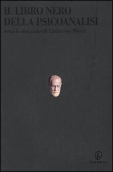 Il libro nero della psicoanalisi - copertina